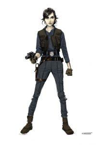 Rogue One concept art